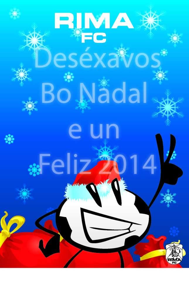 Bo Nadal e Feliz 2014